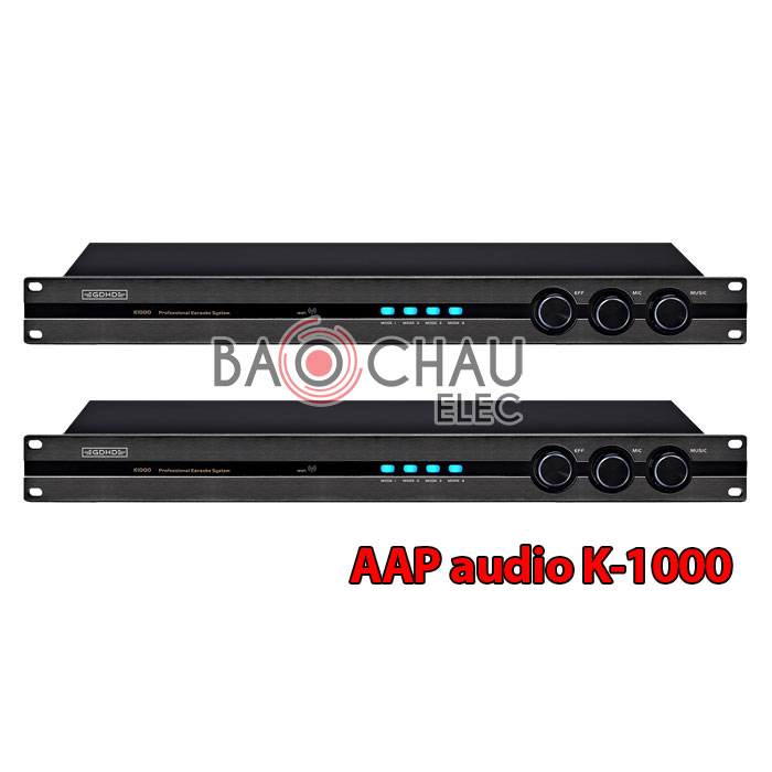 Mixer AAP AUDIO-K1000