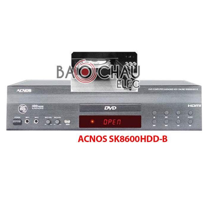 ACNOS SK8600HDD-B