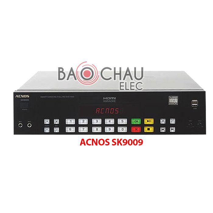Đầu karaoke ACNOS SK9009