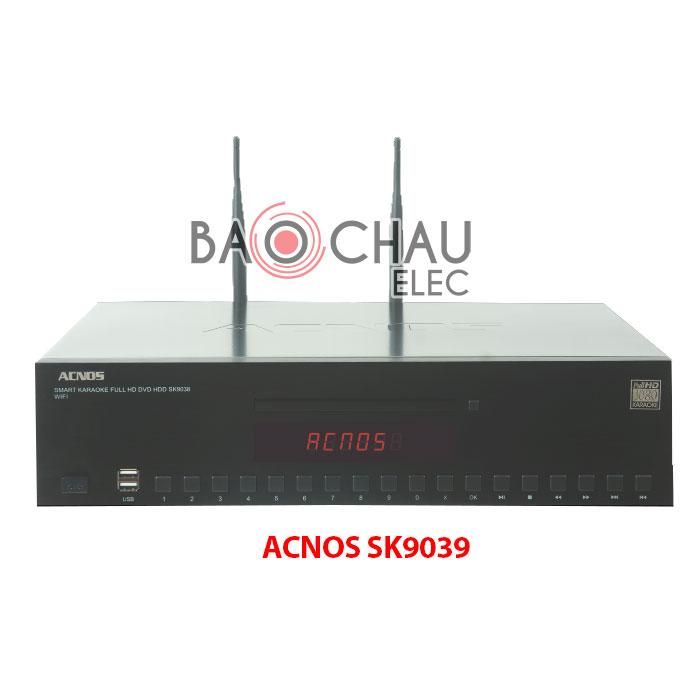 Đầu karaoke ACNOS SK9039 độ nét 1080p