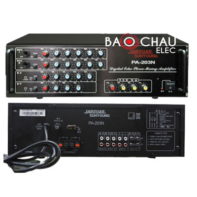 AMPLI-JARGUAR-SUHYOUNG-PA-203N-GOLD