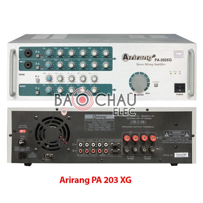 Amply karaoke Arirang PA 203 XG