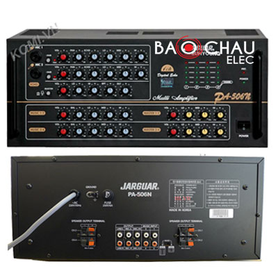 Loa BMB CS 450V MK II nên ghép với amply karaoke nào