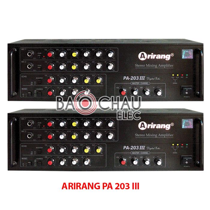 Amply Arirang PA 203 III