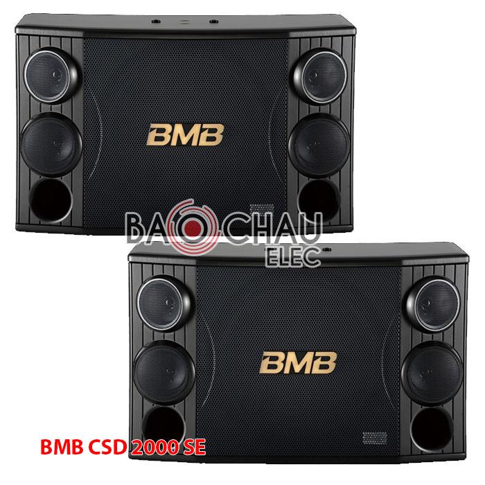 BMB CSD 2000 SE