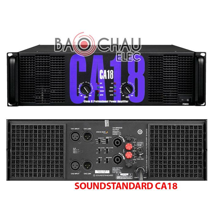 SOUNDSTANDARD CA18
