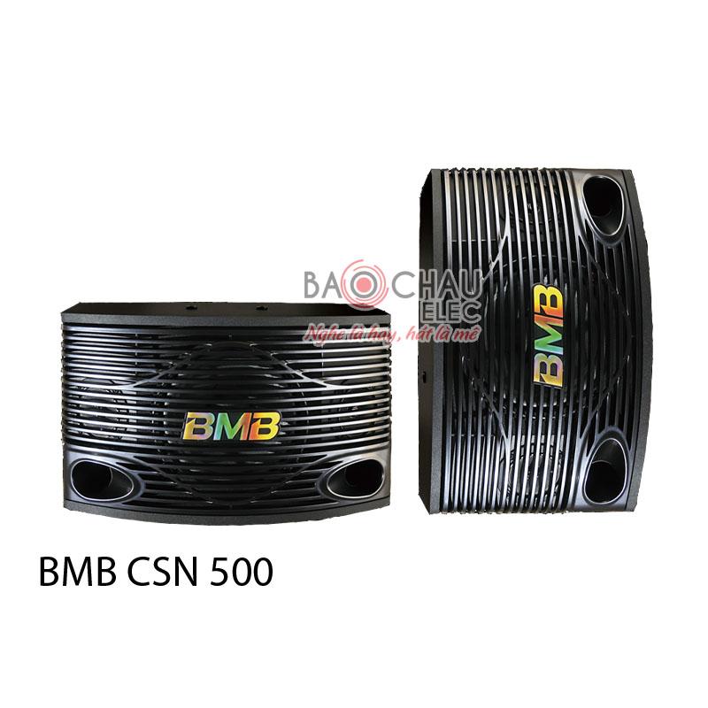 Loa BMB CSN 500 (News)