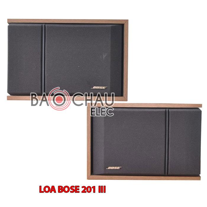 Loa Bose 201 III