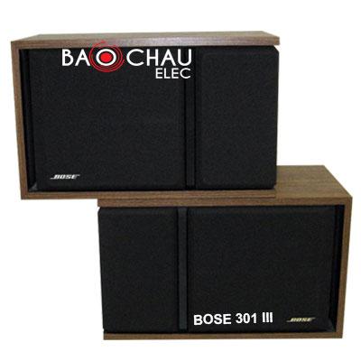 Loa Bose 301 seri III hàng bãi