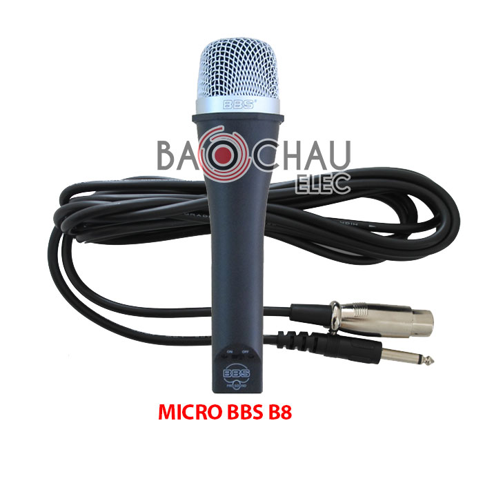 Micro karaoke BBS B8