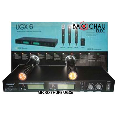 MICRO-SHURE-UGX6