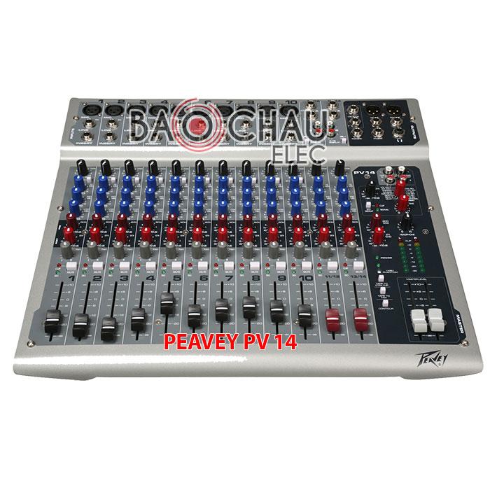 Mixer Peavey PV 14