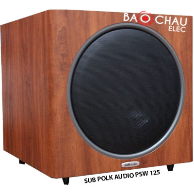 Sub Polk Audio PSW 125