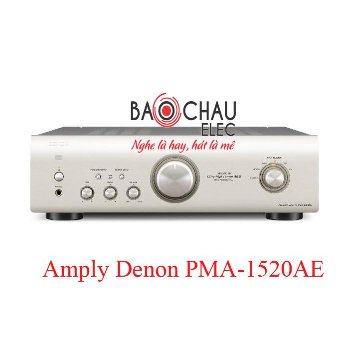 Amply-Denon-PMA-1520AE