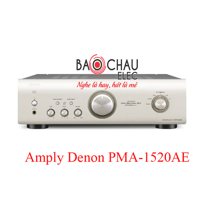 Amply Denon PMA 1520AE