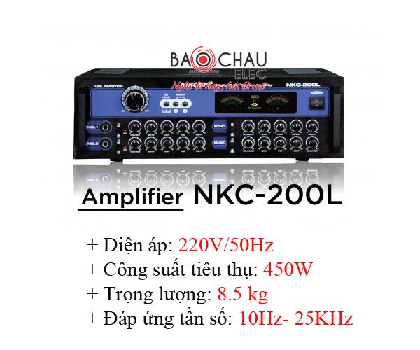 Amply Nikochi 200L