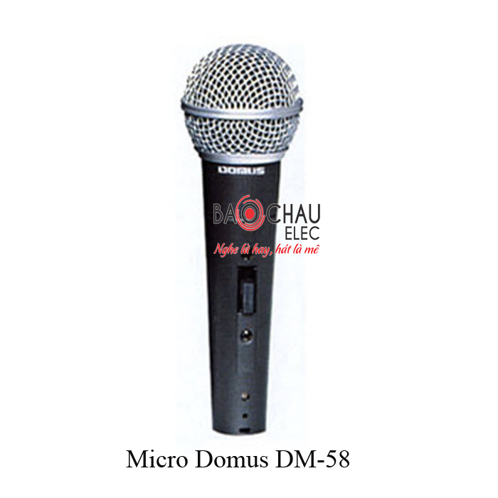 Micro Domus DM-58