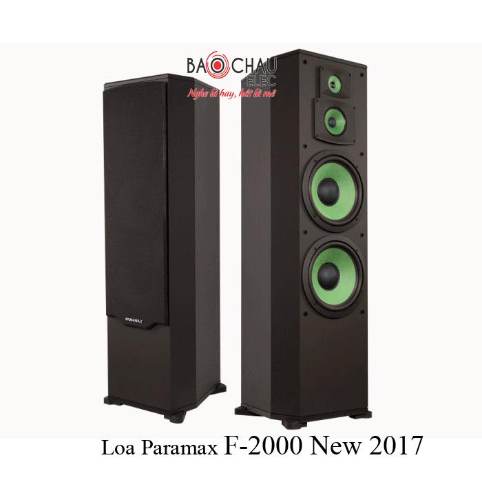 Loa Paramax F2000 New 2017