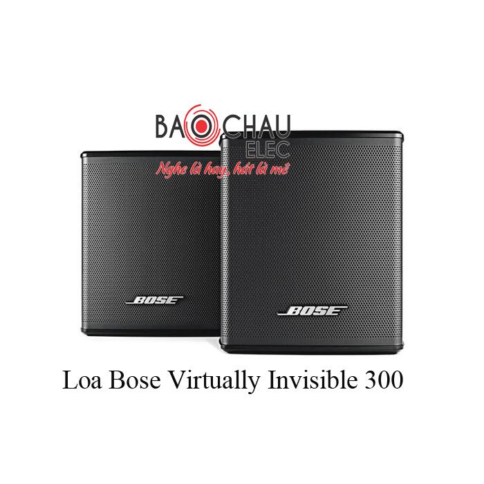 Loa Bose Virtually Invisible 300