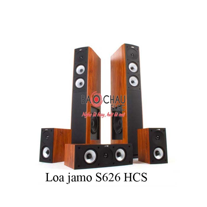 Loa jamo S626 HCS