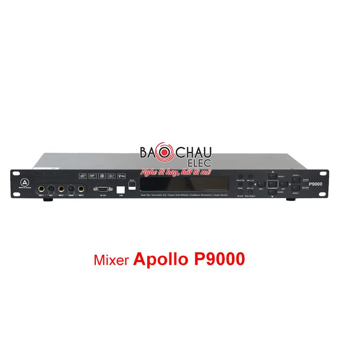Bộ xử lý tín hiệu mixer apollo P9000