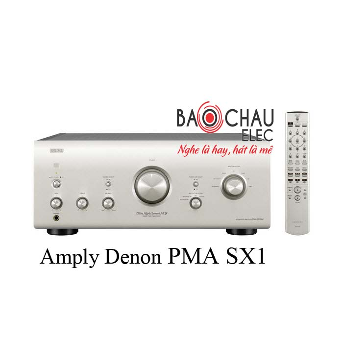 Amply Denon PMA SX1