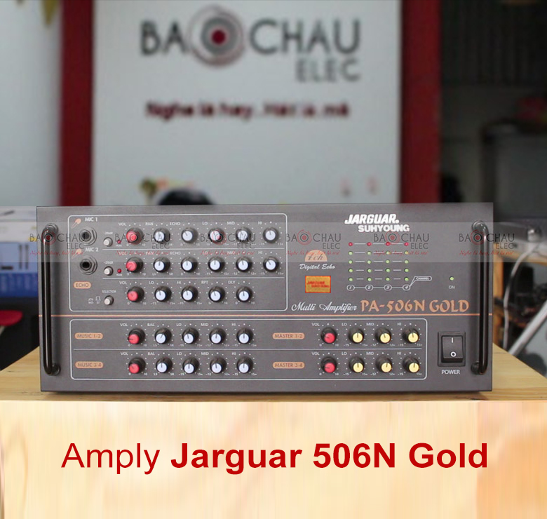 amply-jarguar-506n-gold