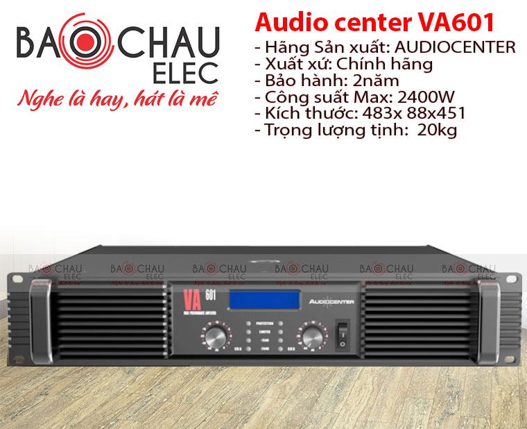 Cục công suất Audiocenter VA601