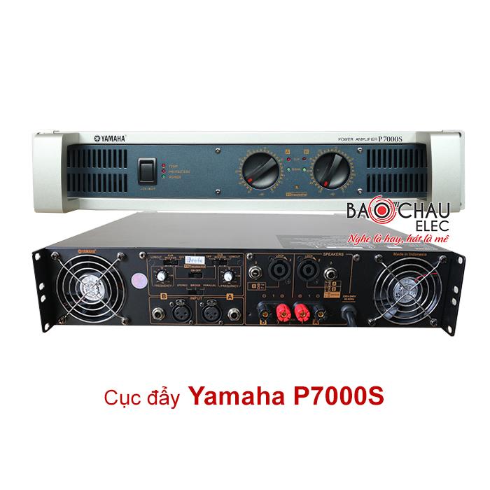 Cục đẩy Yamaha P7000S