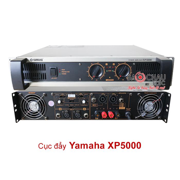 Công Suất YAMAHA XP5000
