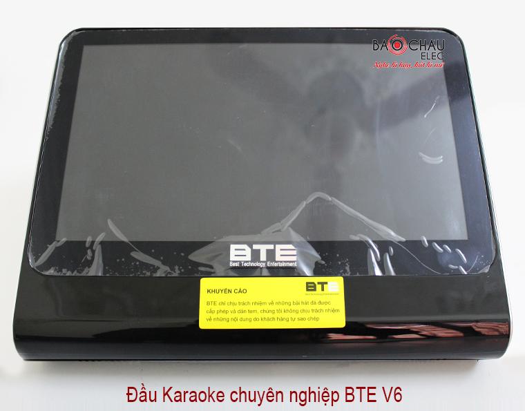 Đầu karaoke BTE V6 2T