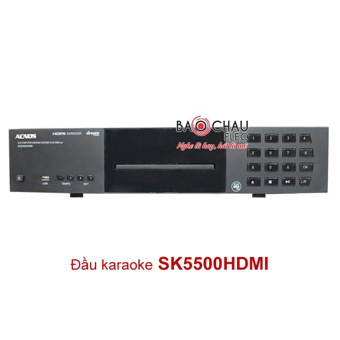 Đầu Acnos SK5500 HDMI