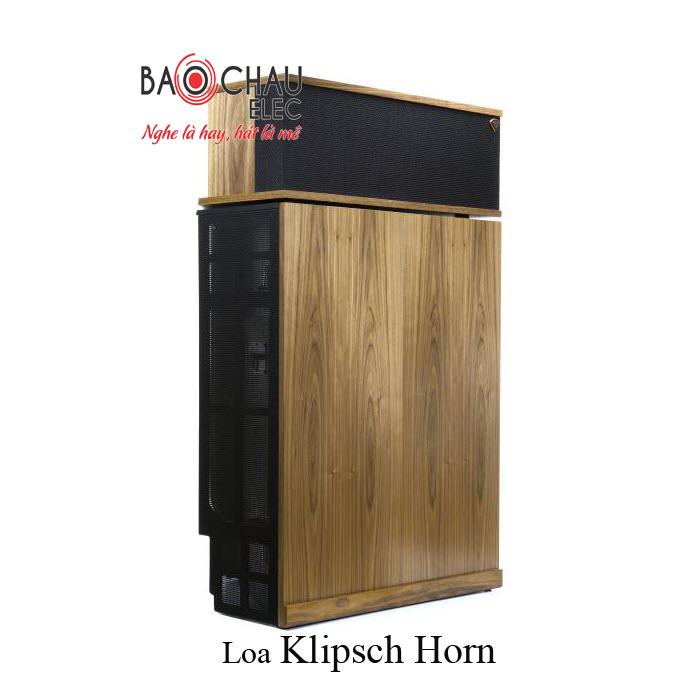 Loa Klipsch Horn