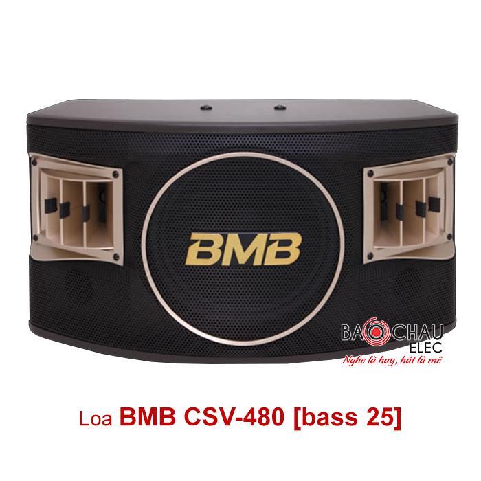 Loa karaoke BMB CSV 480