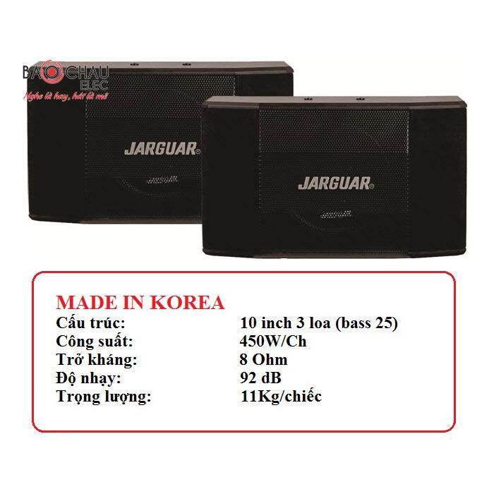 Loa jarguar KM 880 Pro
