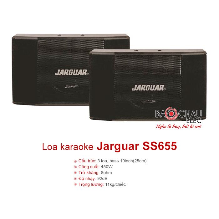 Loa Jarguar SS 655