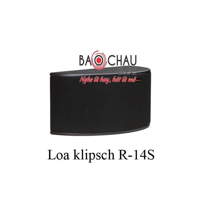 Loa klipsch R-14S