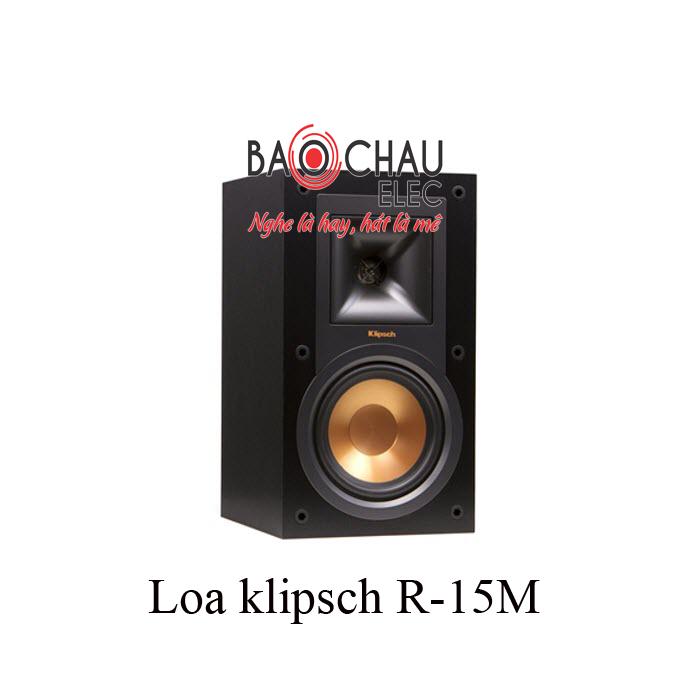 Loa klipsch R 15M