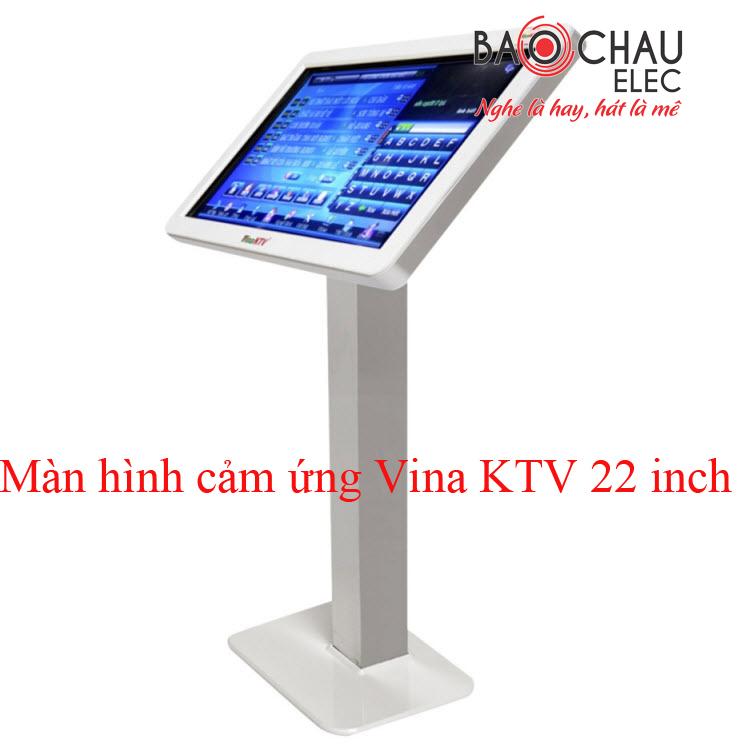 Màn hình cảm ứng Vina KTV 22 inch