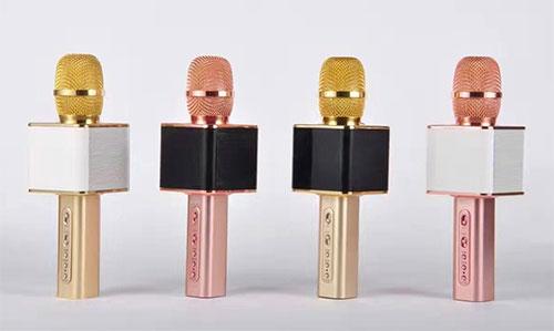 Tổng hợp mẫu micro karaoke chính hãng giá rẻ nhất