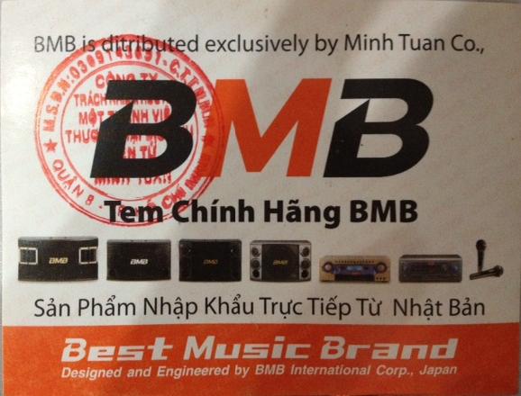 Phân biệt loa BMB thật và loa BMB Trung Quốc