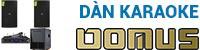 Dàn karaoke Domus