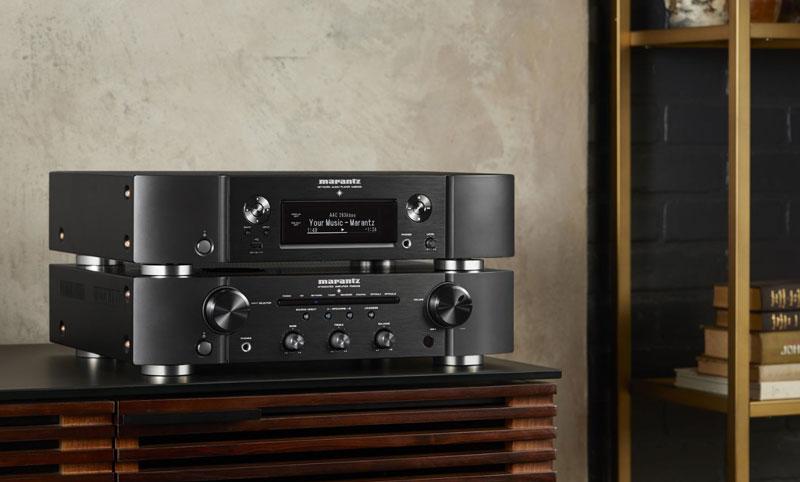 Amply nghe nhạc Marantz PM6006 hiện đại, giá tốt