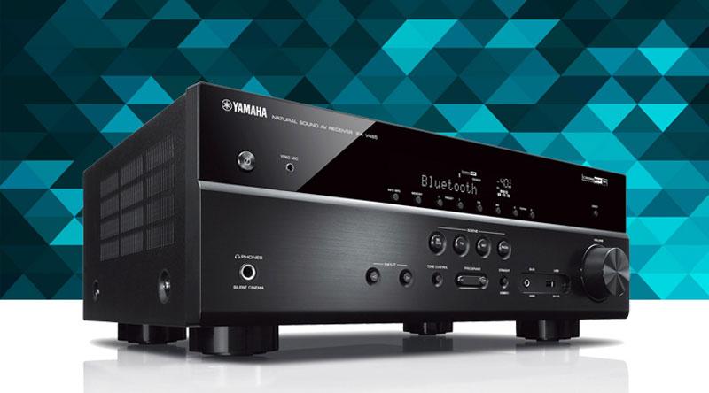 Amply Yamaha RXV485 chính hãng, giá tốt
