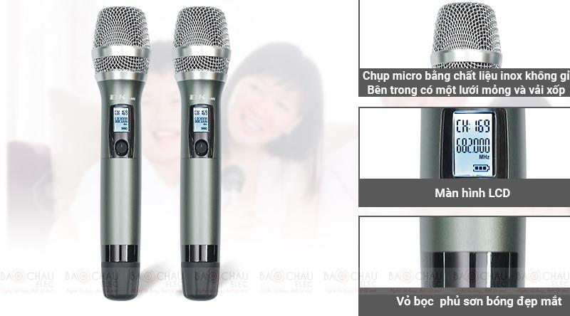 Digital Karaoke Power Amplifier BKSound DKA 8500 Hiện đại nhất