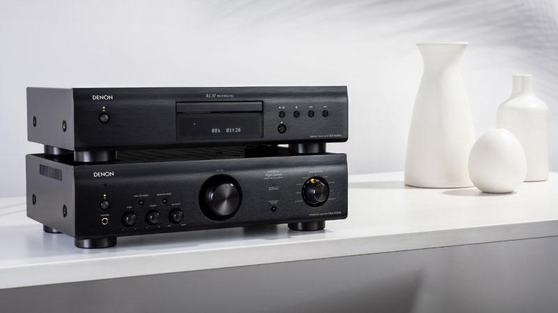 Amply Denon PMA-600NE thiết kế hiện đại