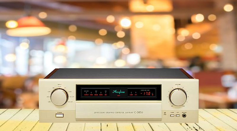 Amply Accuphase C2450 giá tốt