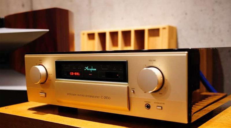 Pre-ampli Accuphase C2850 chính hãng