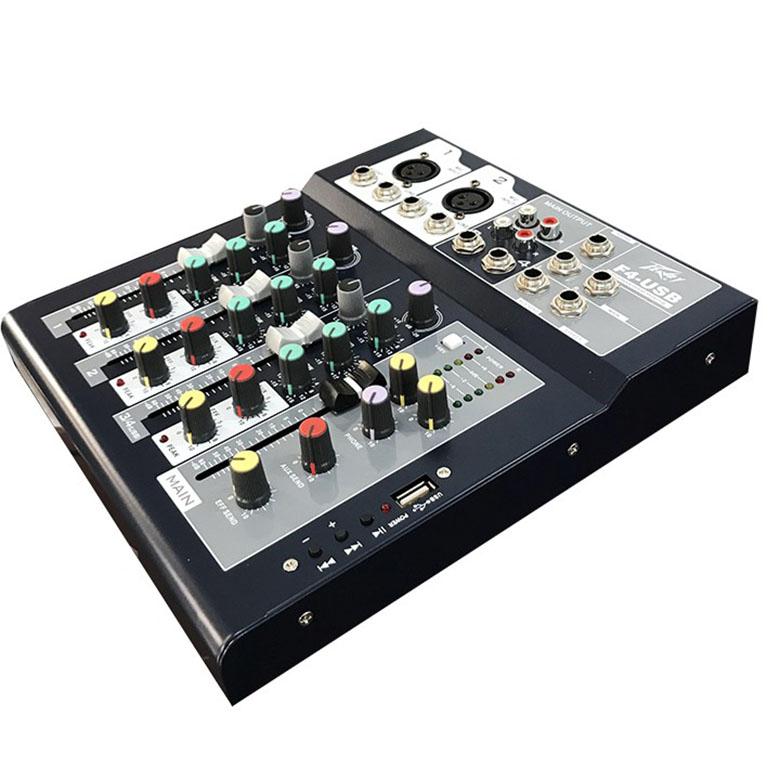 Bàn mixer Peavey F4-USB có tính ứng dụng cao