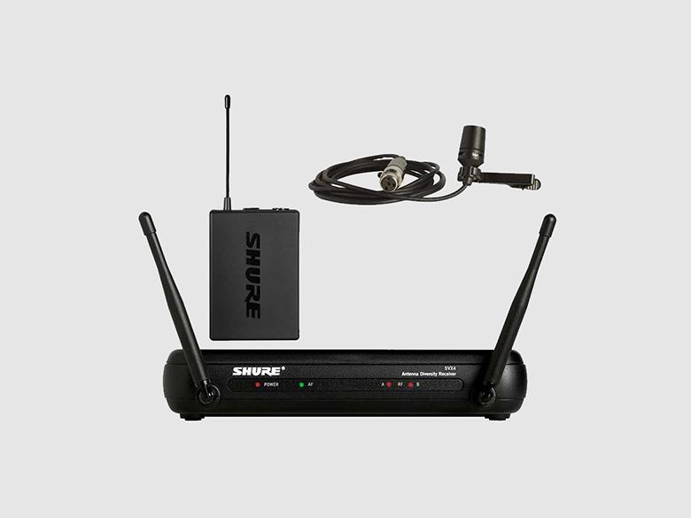 Bộ nhận tín hiệu không dây SHURE SVX14E/CVL
